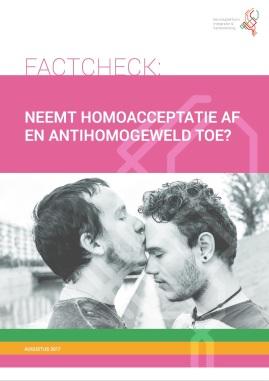factcheck homo acceptatie